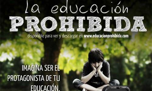 La educación prohibida.