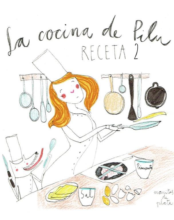 La cocina de Pilu, receta 2: algoritmos ABN