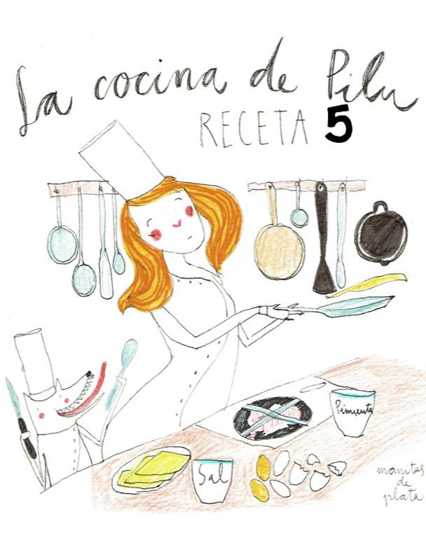 """La cocina de Pilu, receta 5: """"inteligencias múltiples"""""""